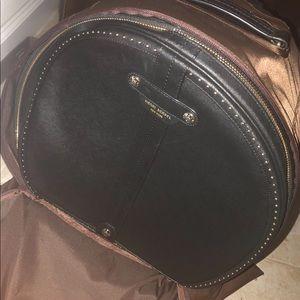 Henri Bendel Studded Hatbox Wheelie NWT
